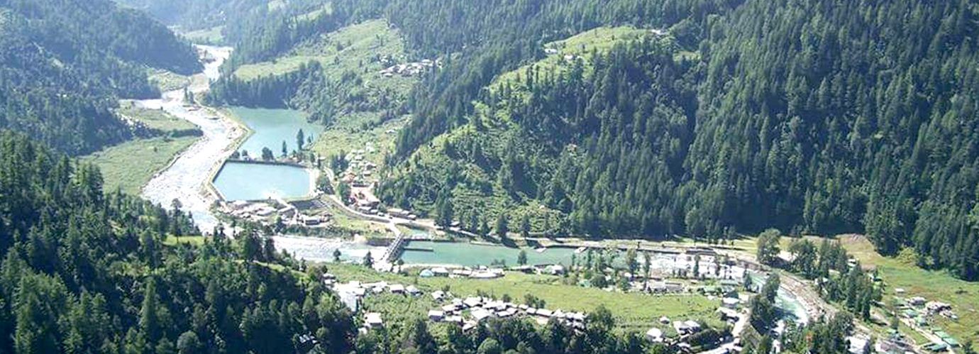 Mountain view with Manali tour travels